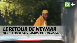 Neymar et Icardi de retour à l'entrainement
