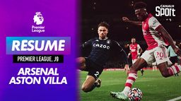 Le résumé d'Arsenal / Aston Villa