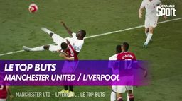 Manchester United / Liverpool : Le Top Buts