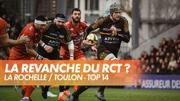 La Rochelle / Toulon : le choc en chiffres