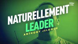 Anthony Jelonch, naturellement leader