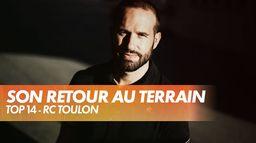 Frédéric Michalak, retour à Toulon
