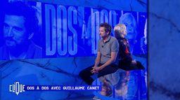 Dos à dos avec Guillaume Canet