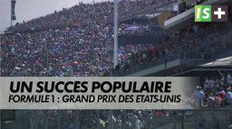 Verstappen remporte le duel face à une foule immense