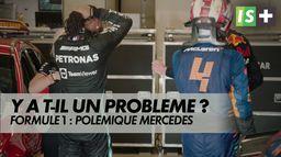 Y a t-il un problème chez Mercedes ?