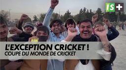 Le cricket l'exception chez les Talibans