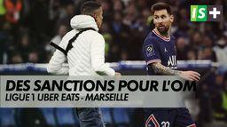 Marseille dans la tourmente - Ligue 1 Uber Eats