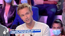 """Cyril Féraud revient sur la reprise de l'émission """"Spectaculaire"""" qu'il présentera sur France 2 !"""
