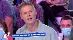 Matthieu Delormeau, en couple ?