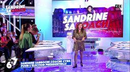 Sandrine sa coach : la chanson spéciale des chroniqueurs !