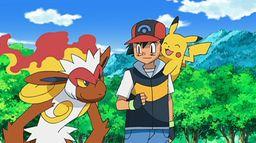 Pokémon XIII : DP Les vainqueurs de la Ligue de Sinnoh