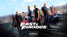 Saga Fast and Furious