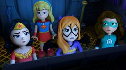 Lego DC Super Hero Girls : Le collège des super méchants