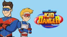 Les aventures de Kid Danger