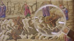 L'enfer de Botticelli