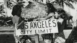 Le tiki ou la culture hawaïenne à Hollywood