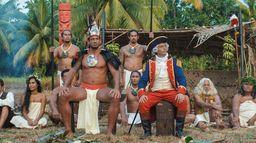 Bougainville, le voyage à Tahiti