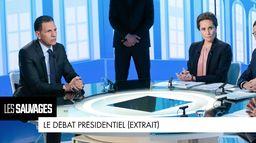 Le débat présidentiel