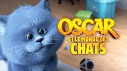 Oscar et le monde des chats