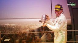 Lewis Hamilton, un champion 6 étoiles