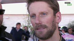 """Grosjean : """"On savait que ça serait compliqué"""""""