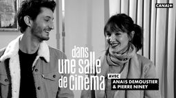 Anaïs Demoustier et Pierre Niney