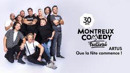 Artus : Que la fête commence ! Montreux Comedy Festival