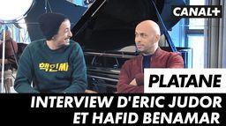 Interview d'Éric Judor et Hafid Bénamar