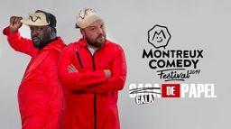 Montreux Comedy Festival 2019 Le gala de papel