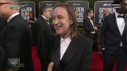 """Céline Sciamma : """"On est ravi de l'accueil du film"""" - Golden Globes 2020"""