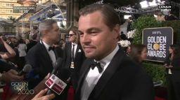 Leonardo DiCaprio fait l'éloge de Quentin Tarantino - Golden Globes 2020