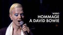 WieBo Hommage a David Bowie