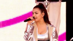 MTV Crashes Plymouth Charli XCX