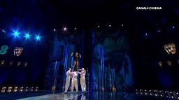 Over the rainbow par le Cirque du Soleil