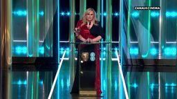 Rebel Wilson très en forme pour les BAFTAs