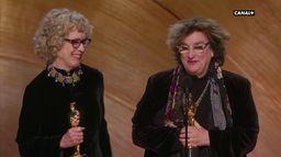 Once Upon a Time in Hollywood reçoit l'Oscar du meilleur décor - Oscars 2020
