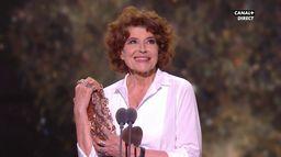 """Fanny Ardant : """"Je me souviendrai du bonheur que j'ai eu sur La Belle Epoque"""" - César 2020"""