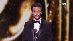 """Vincent Dedienne : """"Depuis la 1ère cérémonie Césars, j'ai compté 3436 perdants""""  - César 2020"""
