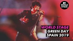 World Stage 2019 - Green Day
