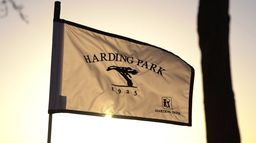 Harding Park vu du ciel
