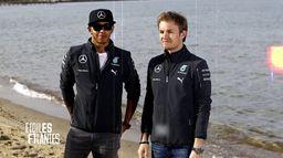 Rétro F1 2014 - Étoiles filantes
