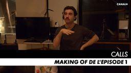 Making of de l'épisode 1