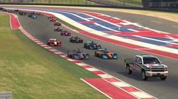 Course 5 - Circuit of the Americas : INDYCAR iRacing Challenge