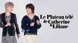 Le plateau télé de Catherine et Liliane