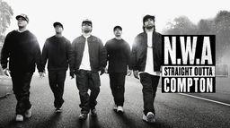 N.W.A : Straight Outta Compton