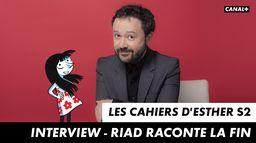 """Riad Sattouf """"raconte la fin"""""""