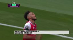 Pierre-Emerick Aubameyang mieux que Thierry Henry