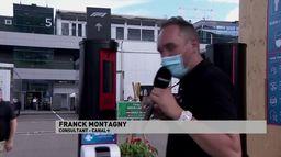 Drôle d'ambiance dans les paddocks en F1