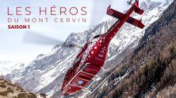 Les heros du mont cervin