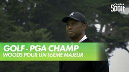 Woods en quête d'un nouveau majeur : PGA Championship 2020 - Harding Park